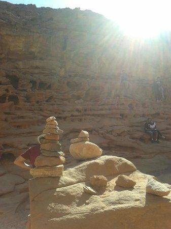 King Safari Dahab - Day Tours : Colored Canyon