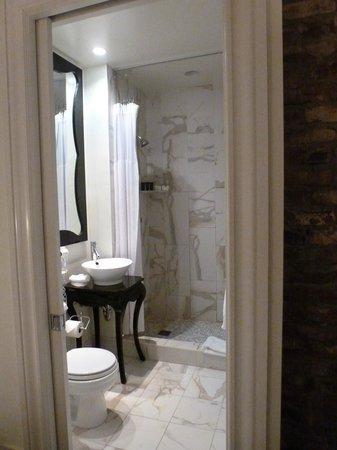 Mystic Hotel by Charlie Palmer : salle de bains