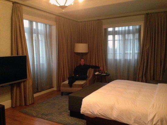 Park Hyatt Istanbul - Macka Palas: Large rooms