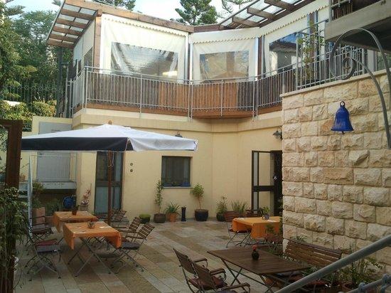 拿撒勒別墅飯店照片