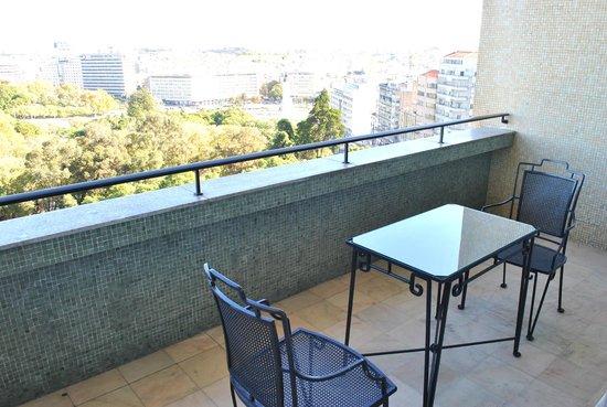 Four Seasons Hotel Ritz Lisbon: Balcone