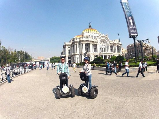 Segway Tours by Greenway: Downtown Tour!