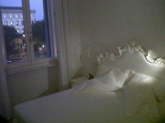 Hotel Home Florence: vista da camera