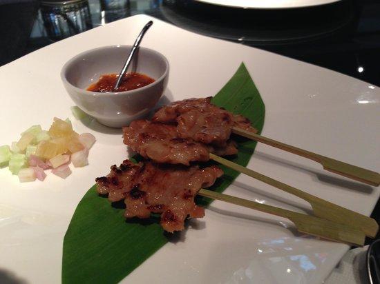 Ying Yang Gastro Bistrot: chicken