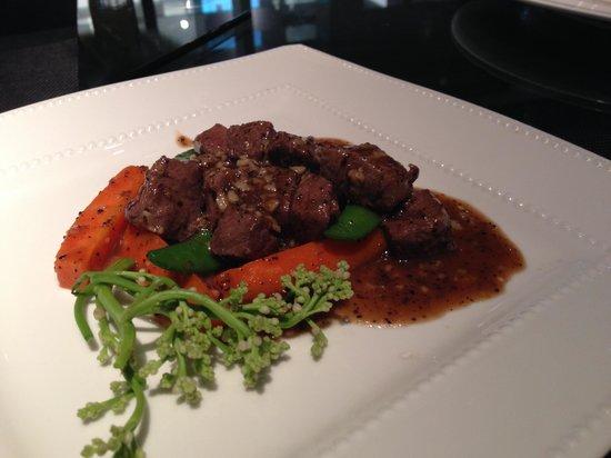 Ying Yang Gastro Bistrot: beef