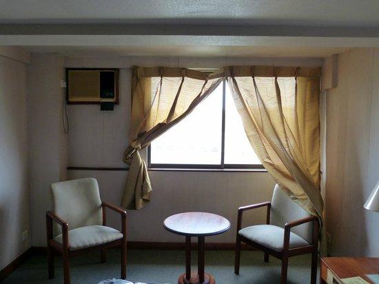 Alfa Hotel: Bedroom