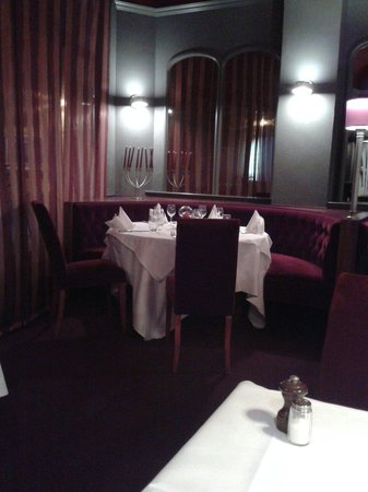 Le Bretagne : Table resto