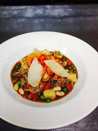 La Cipollina: Gnocchi, Pork Shank Ragout