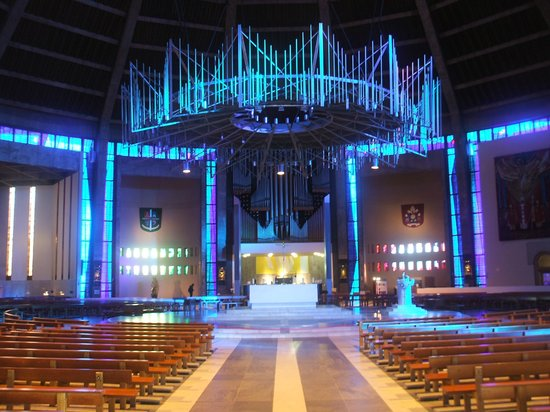 Metropolitan Cathedral of Christ the King Liverpool: Metropolitan Cathedral of Christ the King