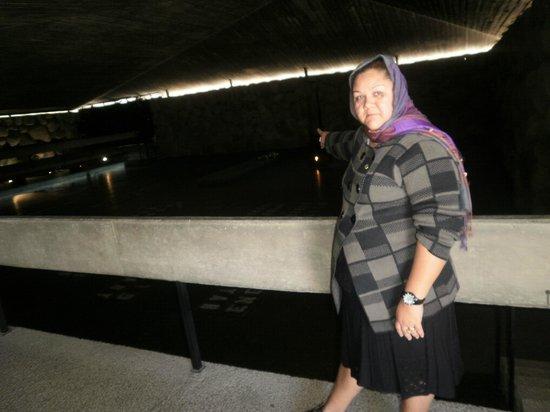 Memorial del Holocausto Yad Vashem: museu do holocausto