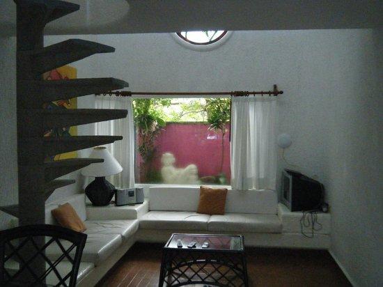 Villas Las Anclas : Living Area