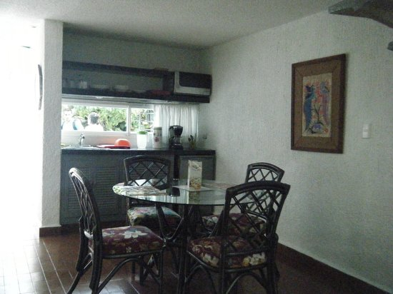 Villas Las Anclas: Kitchen/Dining