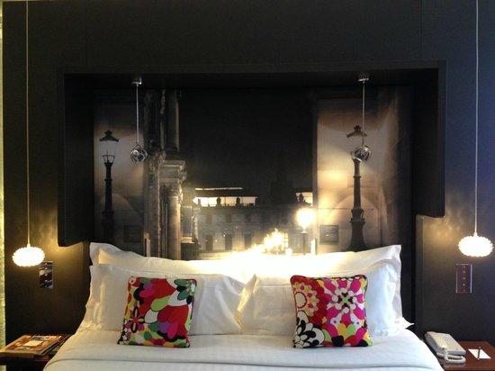 Hotel de Sers: Night Lighting