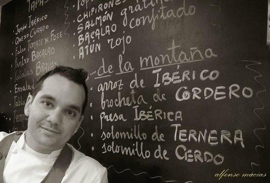 Restaurante Casa Direccion: José Duque Duque