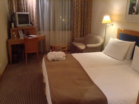 Metropolitan Hotel: clean and tidy