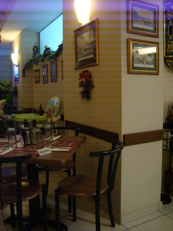 De Malte: The restaurant
