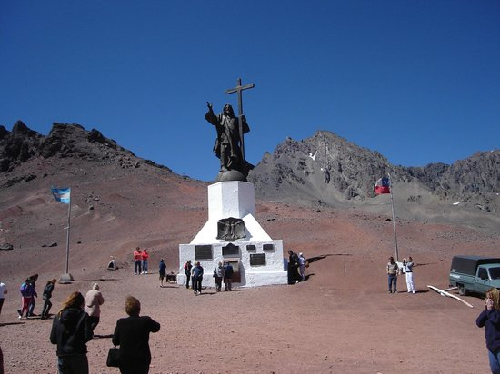 Mendoza Holidays: Cristo Redentor, limite con Chile