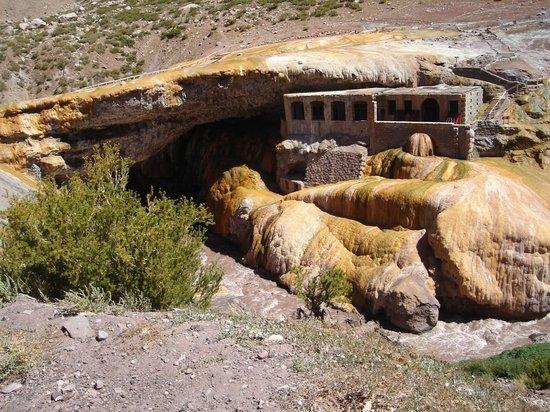 Mendoza Holidays: Antiguo Hotel Paso de los Incas