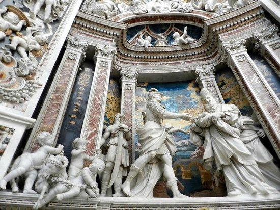 Chiesa del Gesù: Interni
