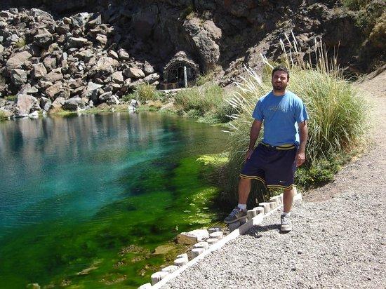 Mendoza Holidays: Llegando a Uspallata