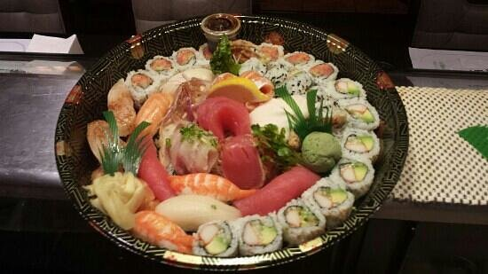 Asagao Sushi: combo 2