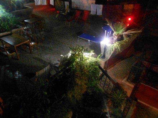 Hotel Jardin Public : terrazzo