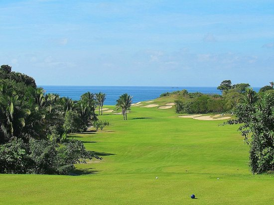 Litibu Golf Course: Wonderful views