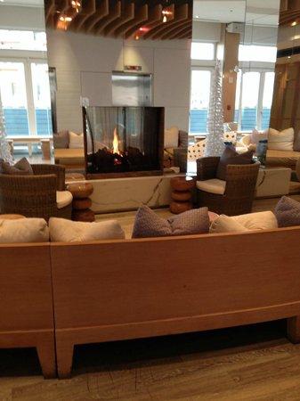 Allegria Hotel: Mezzanine
