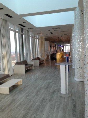 Allegria Hotel: Rooftop (?)
