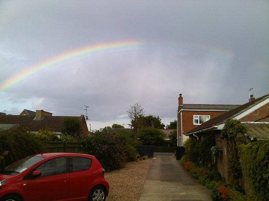 Rainbow over Poachers Den