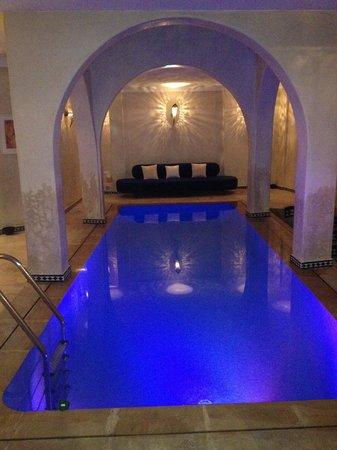 Lina Ryad & Spa: Piscina interior