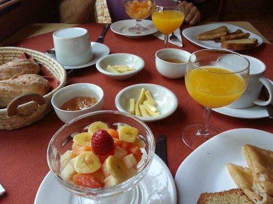 hotel Belvedere : Buongiorno!