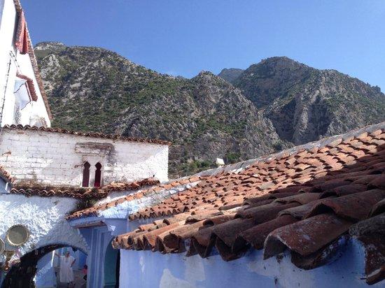 Lina Ryad & Spa: Bonitas montañas