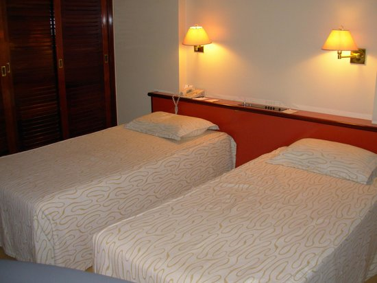 Kubitschek Plaza Hotel: Muito confortavel
