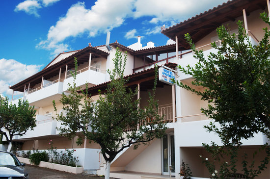 Agios Sostis Hotel Apartments