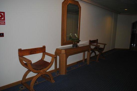 Saray Hotel : Corredor