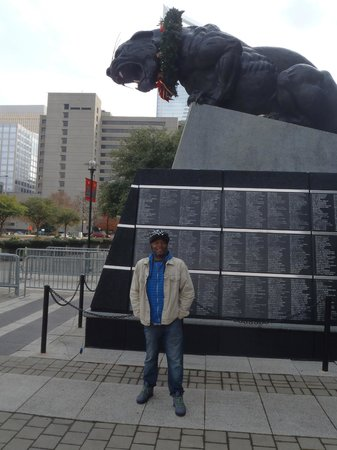 Charlotte NC Tours: Our Segway guide, Tremaine Tyson