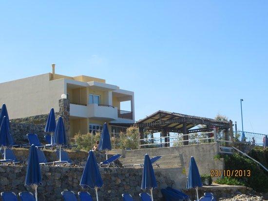 Danaos Beach Hotel : Данаос Бич Отель