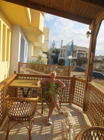 Danaos Beach Hotel: Данаос Бич Отель