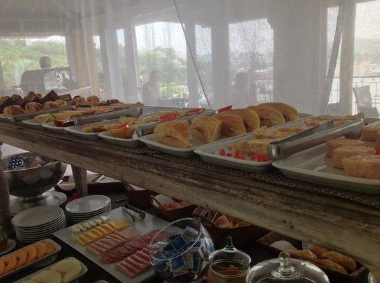 Vila D'este: Desayuno con mas de 20 opciones