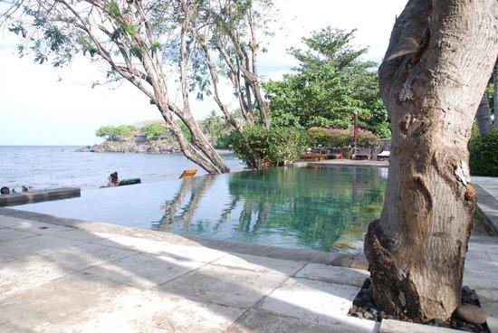 Mimpi Resort Tulamben: Dejlig udsigt...