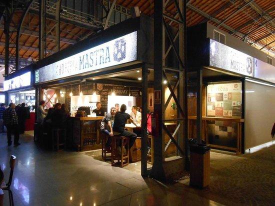 Mastra Cerveceria Artesanal: Choperia Mastra