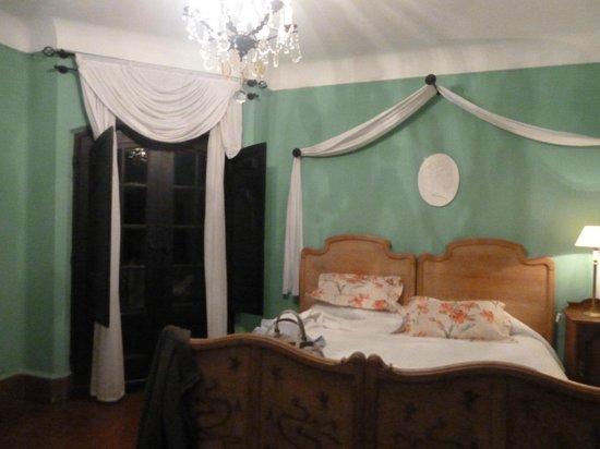 La Figura: Esta fue nuestra habitacion el fin de semana pasado