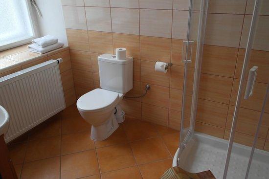 Adeba Hotel: Туалет