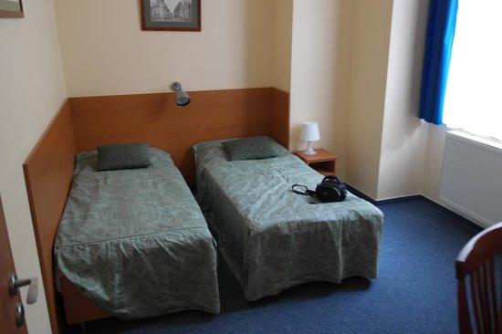 Adeba Hotel: Комната