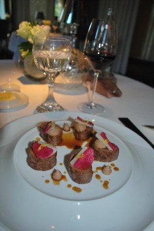 PIC : Noix de chevreuil, chataignes, radis, navet...
