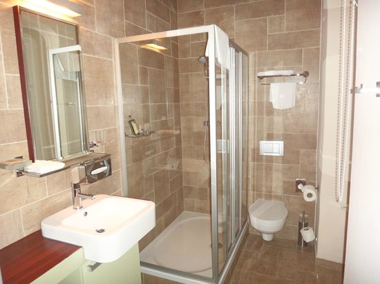 Hotel Michalska Brana: Bathroom