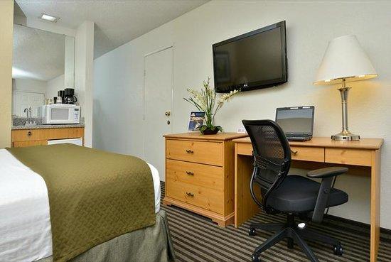 Best Western Americana Inn: Single Room