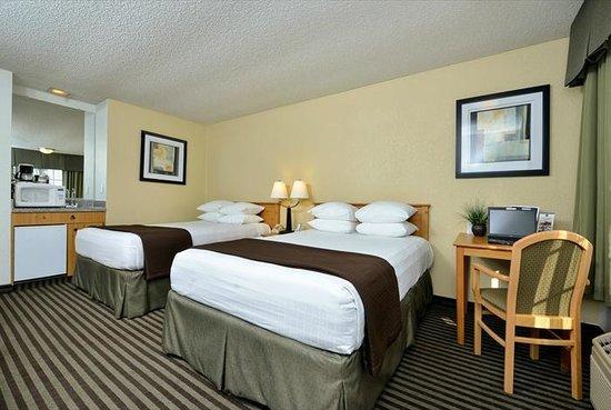 Best Western Americana Inn: Double Room