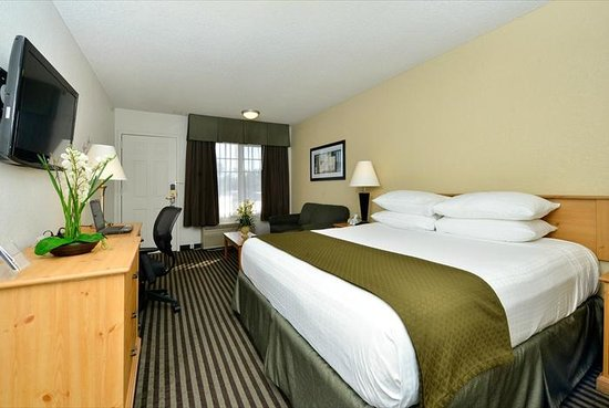 Best Western Americana Inn: Updated Room